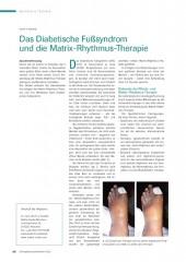 Das_Diabetische_Fußsyndrom_Matrix-Rhythmus-Therapie