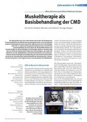 DentalPraxis-MuskeltherapieCMD