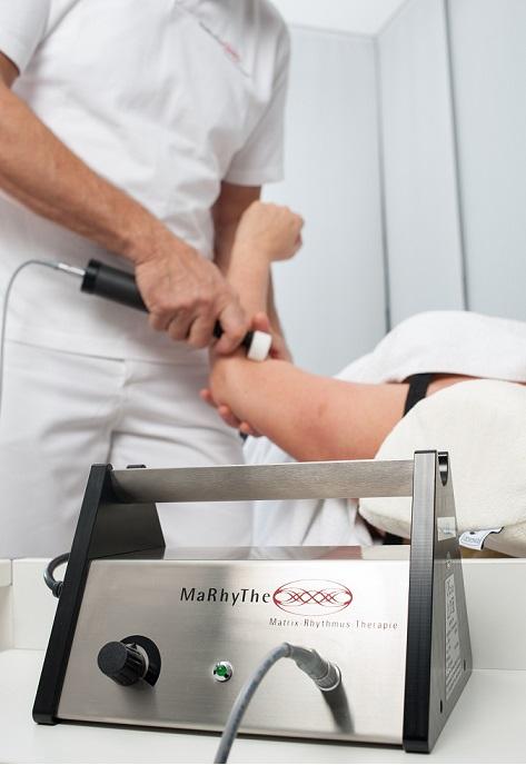 Das Matrixmobil® ist der verlängerte Arm des Therapeuten.